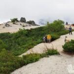 鳳凰三山-雲上的沙灘