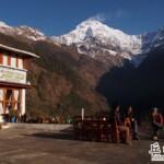 Chhomrong 山屋
